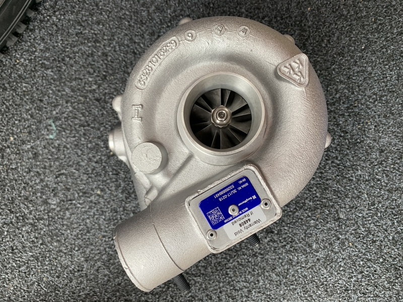 Mermaid Turbo 4 - Turbocharger