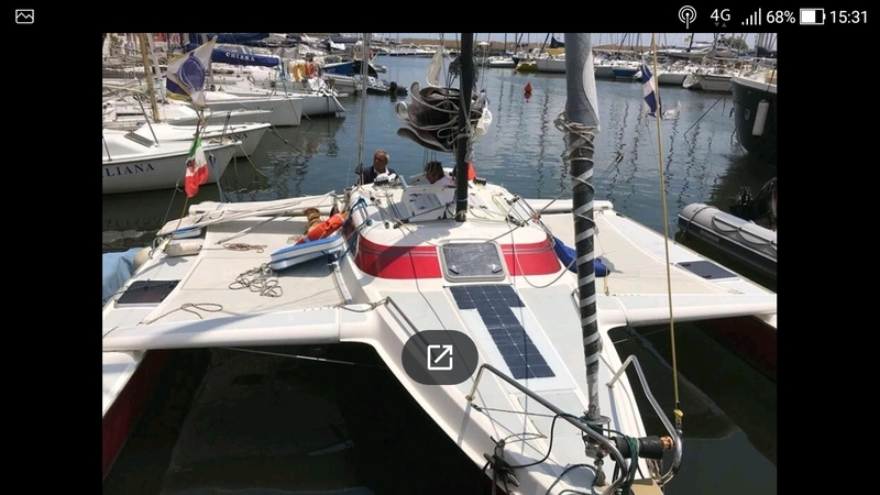 Quorning Boats - DRAGONFLY 800