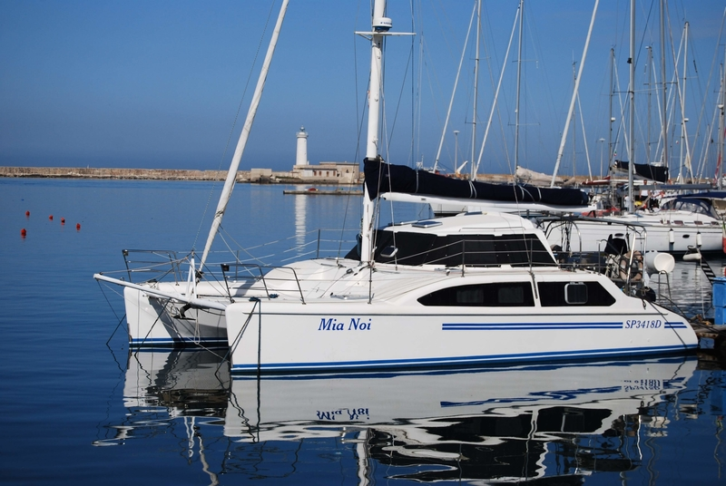 Seawind Catamarans - Seawind 1000
