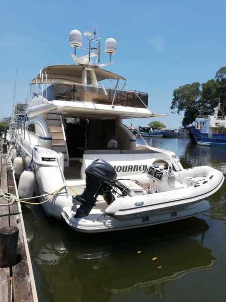 Viking - 65 Motor Yacht