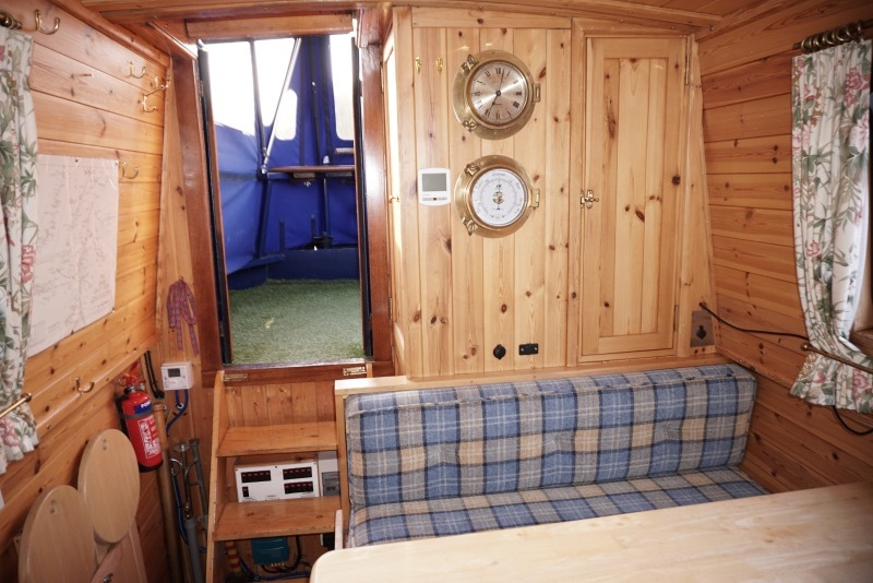 Pat Buckle - 54 Foot Narrowboat