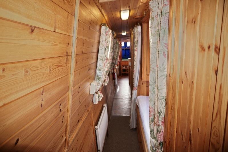 Pat Buckle - 54 Foot Narrowboat