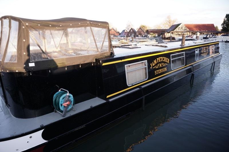 Midland Canal Centre (Stenson) Widebeam - WIDE BEAM