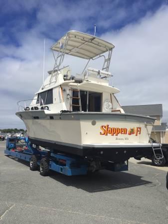Silverton - 34 Convertible