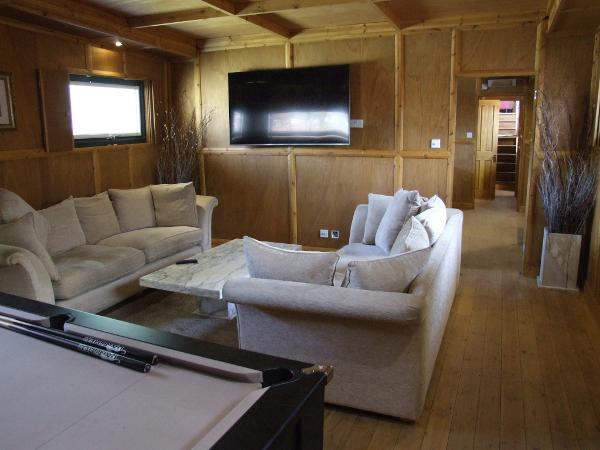 Barge - 38m Spitz Belgian Barge
