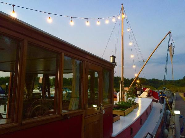 Barge - 19.5m Converted Dutch Shrimper