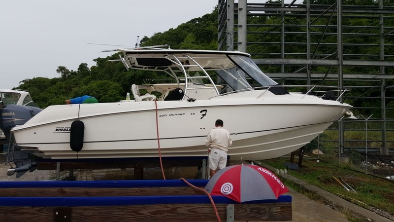 Boston Whaler - 320 Outrage Cuddy