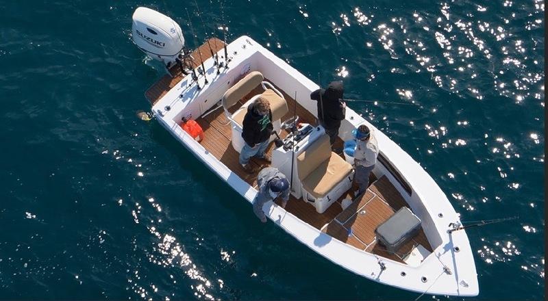 Sea Craft - 20 Potter Hull