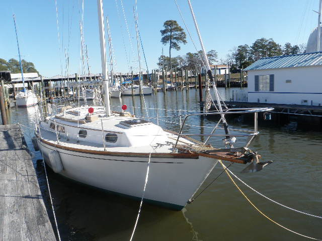 Cape Dory - Mark II