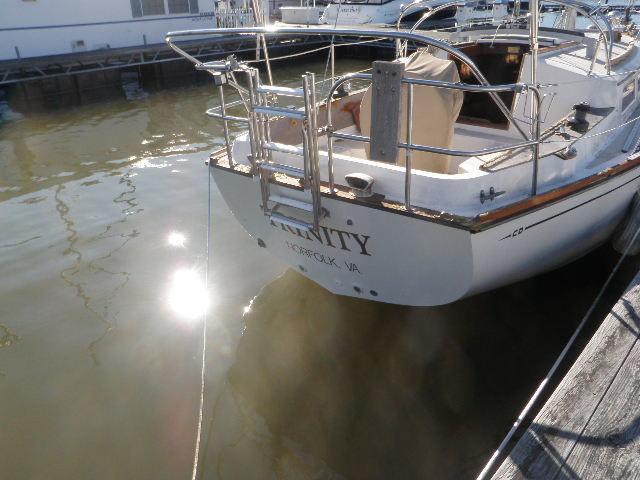 Cape Dory - Mark II