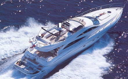 Sunseeker - 56 Manhattan  EW 2001