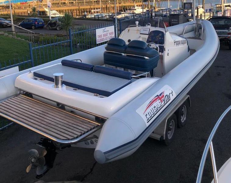 Cougar - C10 Cabin RIB