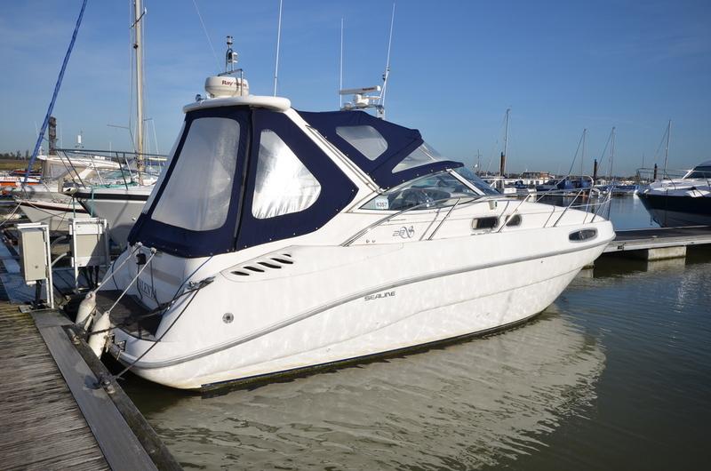 Sealine - S 28  EW 2004