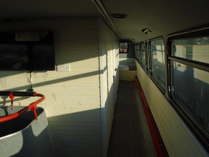 Bus - Mobile home