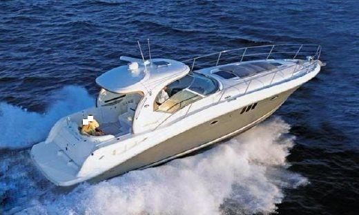 Sea Ray - 455 Sundancer