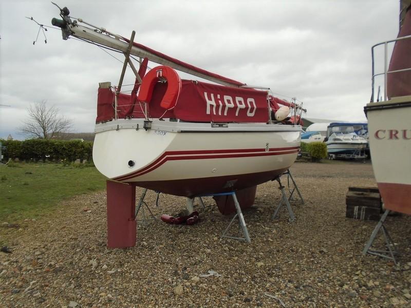 Pegasus - 800 Lift Keel (Hippo)