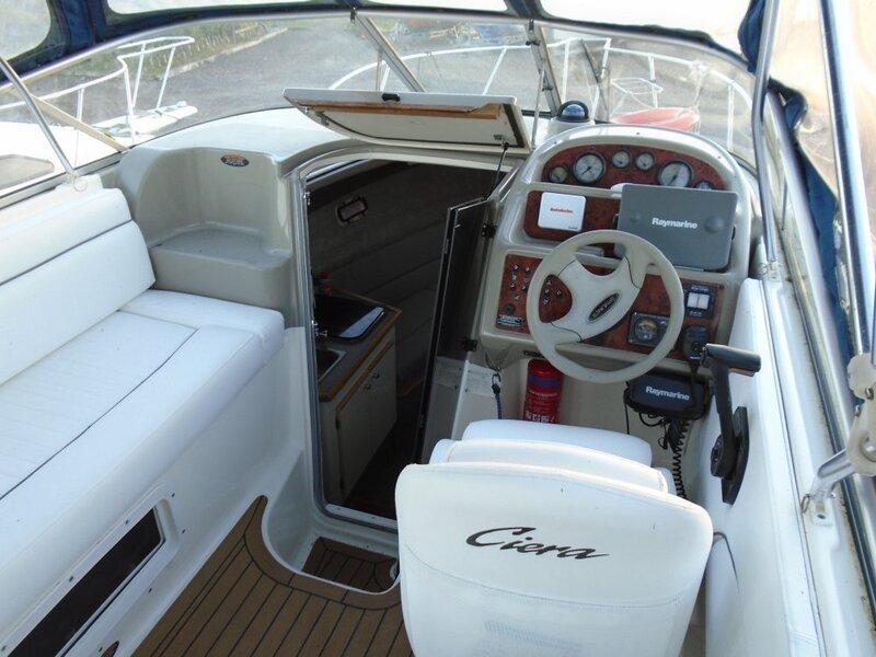 Bayliner - 2655 Ciera Sunbridge