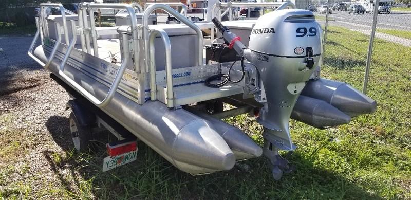 Fishing Boat - 510
