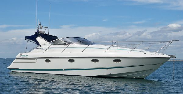 Fairline - 39 Targa