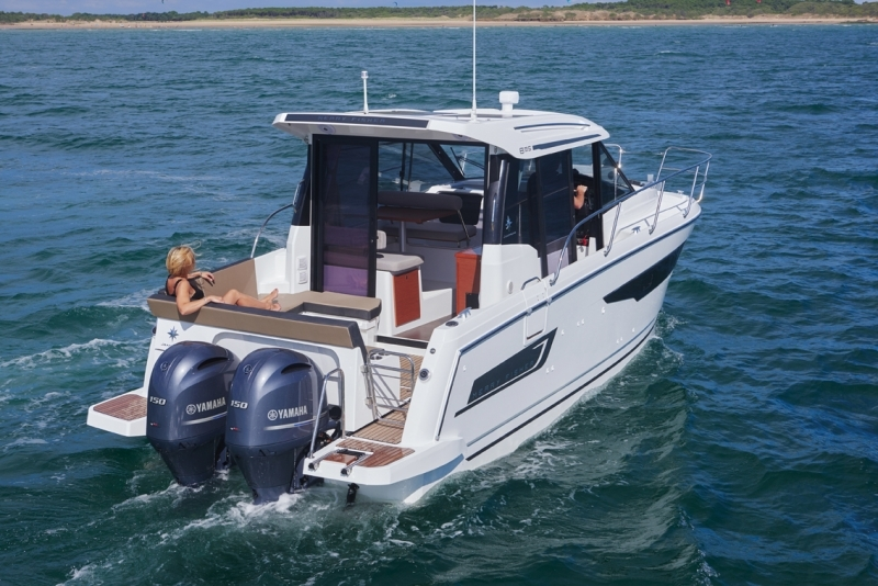 Jeanneau - Merry Fisher 895 Offshore - New 2020 Boats