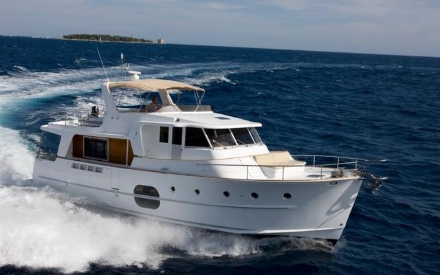 Beneteau - Swift Trawler 52 (Schnaeppchenpreis)