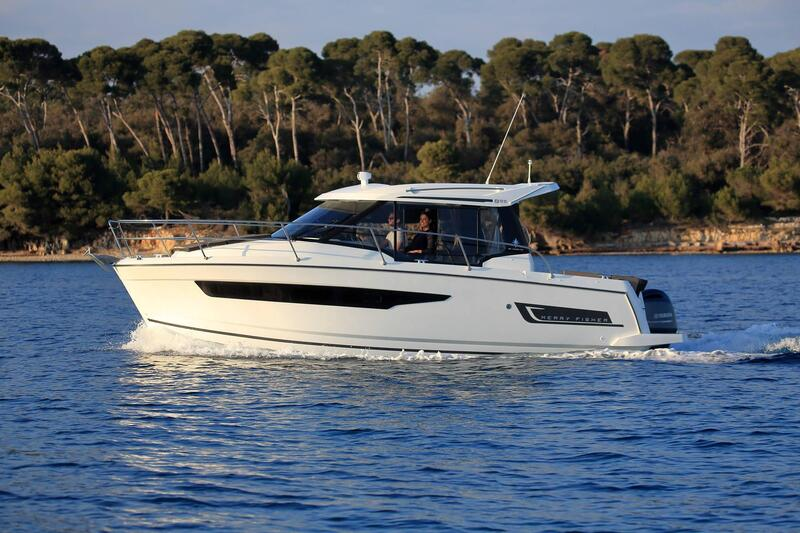 Jeanneau - Merry Fisher 895 Offshore - New 2021 Boat In Stock