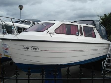 Viking - River/canal Cruiser