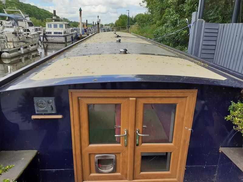 ABC Boats - Lady Wallace 61ft Wide Beam Narrowboat