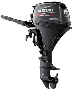 Suzuki - DF15AS