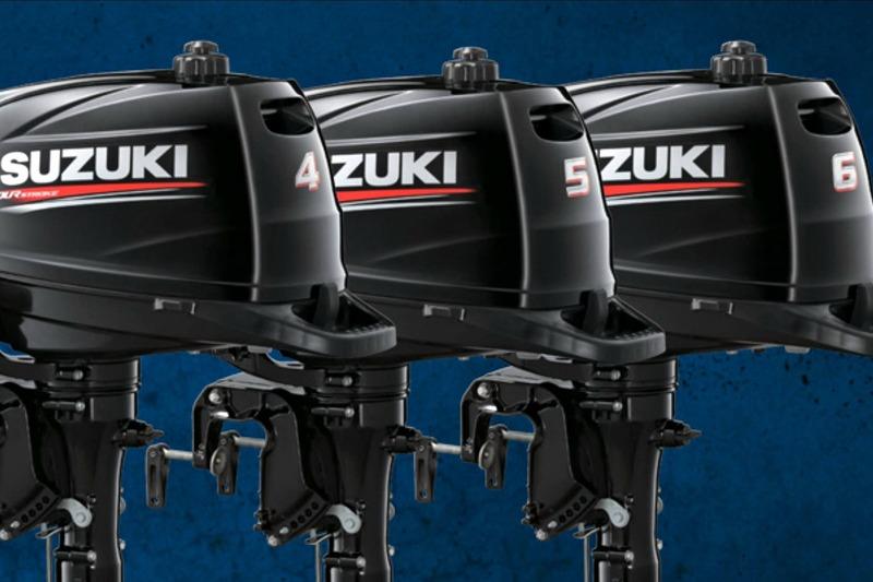 Suzuki - DF4M