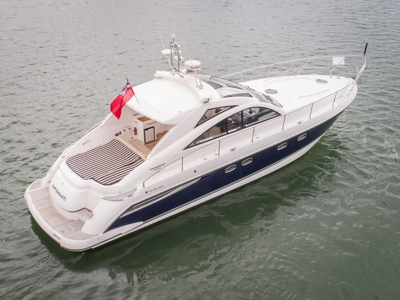 Fairline - 47 Targa