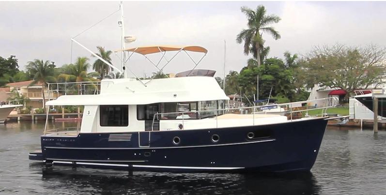 Beneteau - Swift Trawler 44