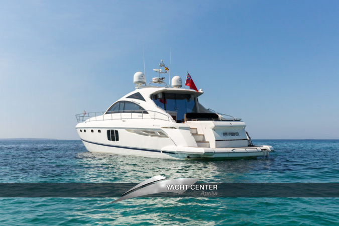 Fairline - 64 Targa