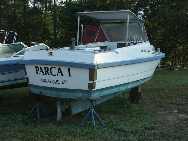 Parca - Trawler/Tow