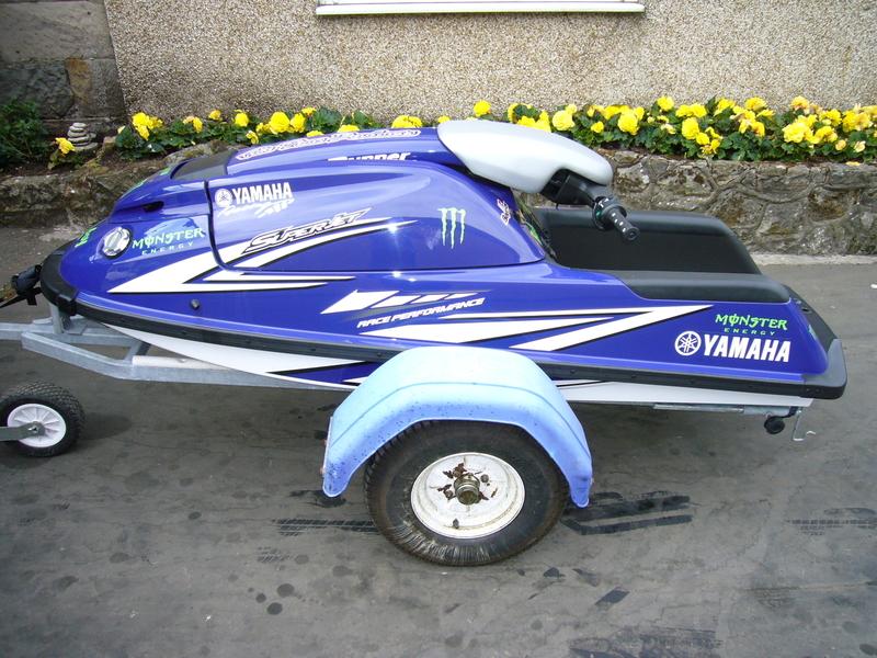 YAMAHA - Superjet