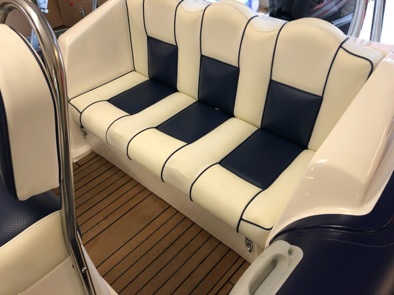 Boat Re-trimming / Covers / Canopies / Upholstery Surrey Based
