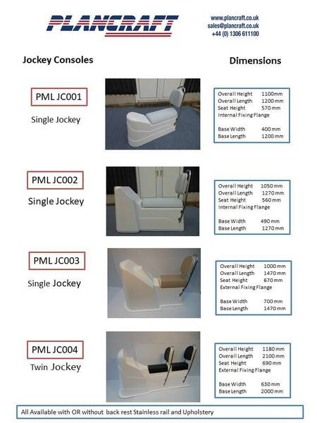 GRP Side Moulding - Various usages.
