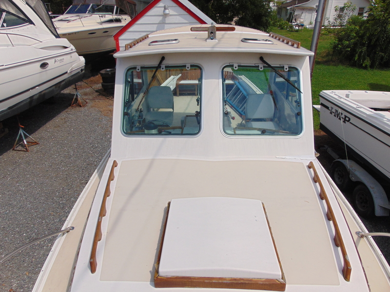 Wasque - 32 Cruiser