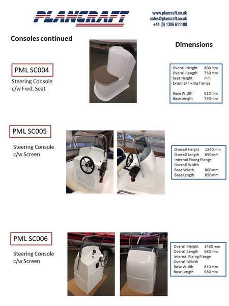 Plancraft - PMLJS002 Single Jockey Seat