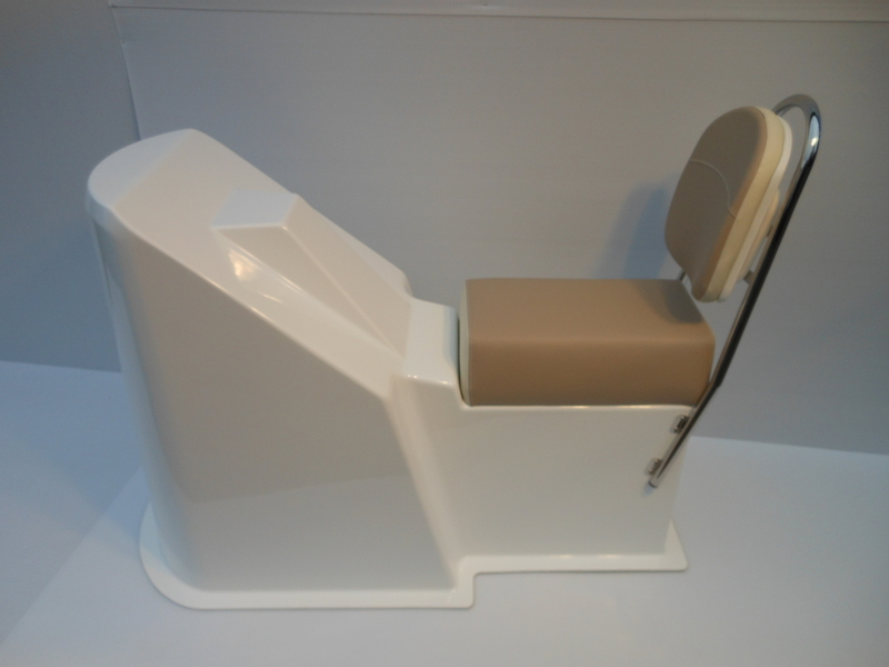 Plancraft - PMLJC003 Single Jockey Console & Back Rest