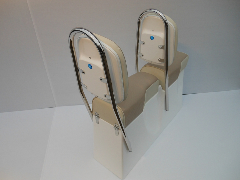 Plancraft - PMLJS004 Twin Jockey Seat RIB