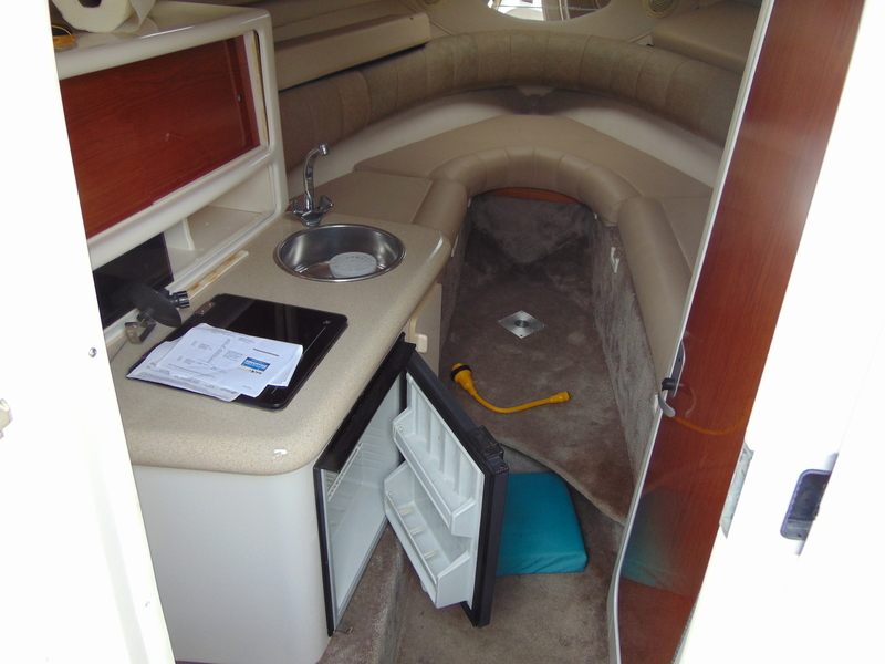 Monterey - 262 Cruiser