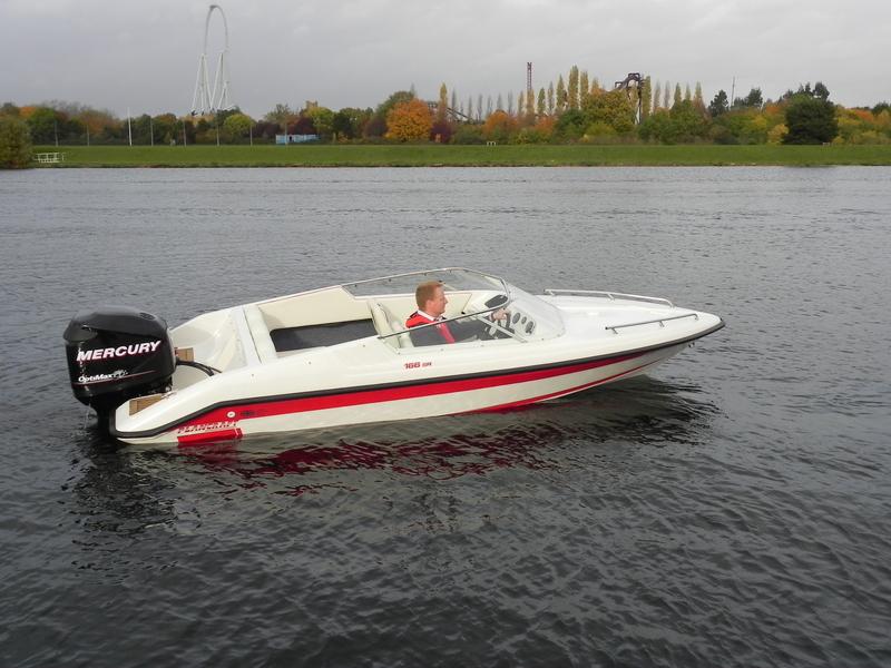 PlanCraft - 166 SR UK's Only Sports Boats