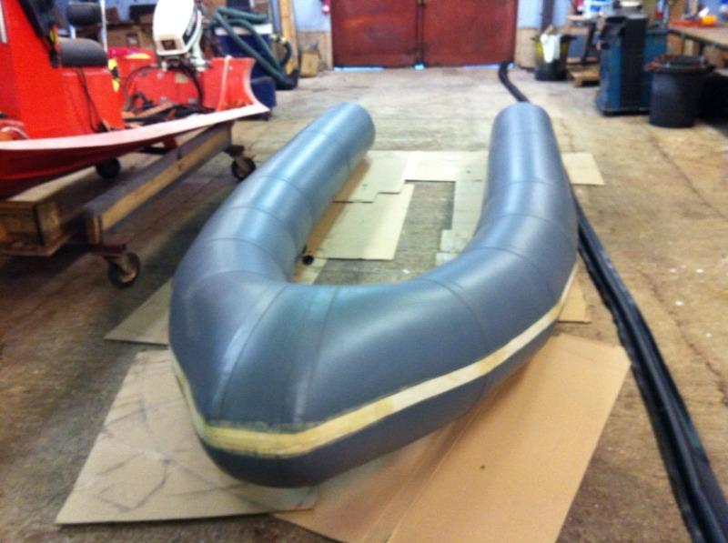 Plancraft - Hypalon PVC RIB / Inflatable repairs