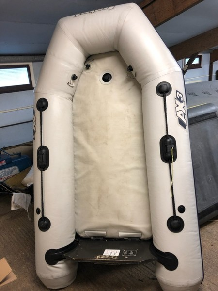 All inflatable and RIB repairs - Inflatables