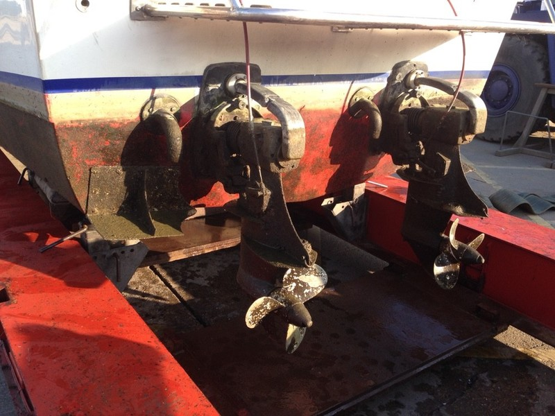 ENFIELD stern drives - Job Lot to clear - 130