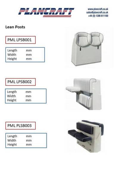 Plancraft - PMLTBBS001 Bench Seat Deluxe