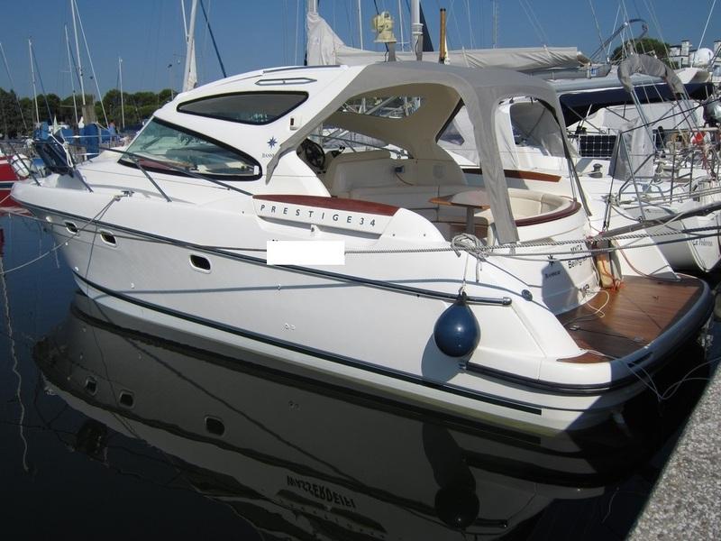 Jeanneau - 34 Prestige