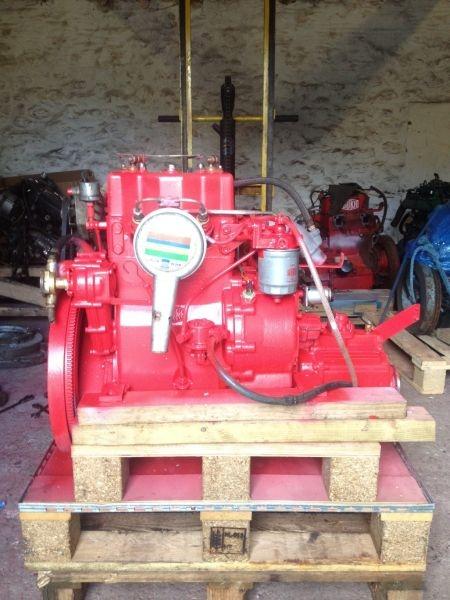Bukh - DV20 Marine Diesel Engine Package