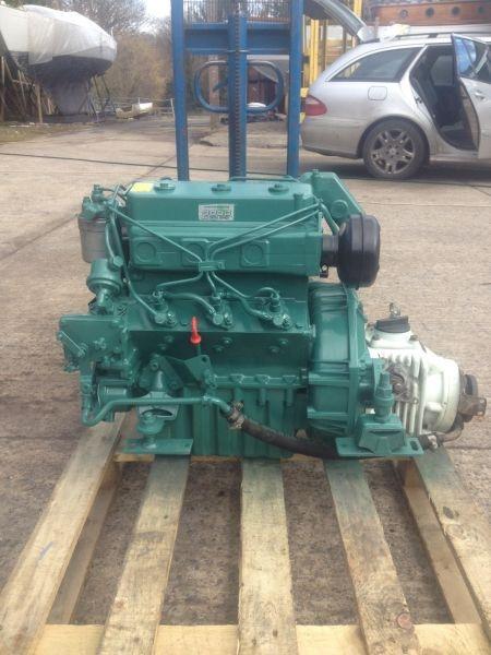 Volvo Penta 2003 28hp Marine Diesel Engine Package